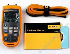 NEW Fluke 922 HVAC Pressure Airflow Meter/Micromanometer Tester