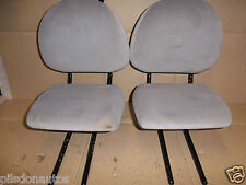 PEUGEOT 206 2004 5DR HATCH HEADRESTS ( CREAM )