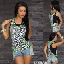 4db567bfc34de Viscose Animal Print Tops   Shirts for Women
