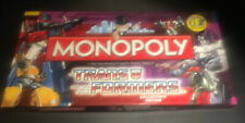 TRANSFORMERS Monopoly Game Collectors Edition Pewter Tokens Hasbro 2009 Optimus