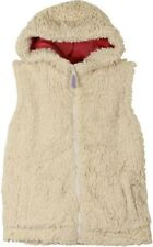 NEW Mini Boden 31670 Faux Sheep Fur Vest (Oatmeal)  5-6 Y