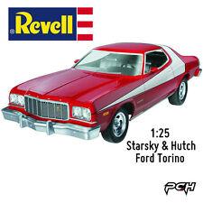 Revell 1:25 Starsky & Hutch Ford Torino Plastic Model Kit RMX854023