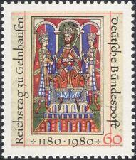 Germany 1980 Diet of Geinhausen/Parliament/Royalty/History/Heritage 1v (n45497)