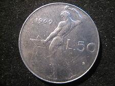 Bella ITALIA 95 50 LIRE 1969