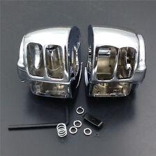 Chrome Switch Housing Cover For Harley Sportster Dyna Softail V-Rod 2002-2010