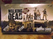 Walking Dead Season 2 Trading Card Hobby Box.