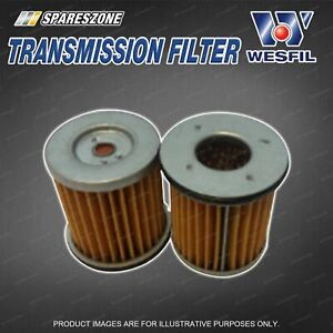 Wesfil Transmission Filter for Subaru Liberty BR BM Outback BS XV GP7 2.0 2.5