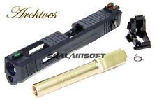 Archives WEI-E CNC Aluminum Custom Toy Slide For WE / Marui G18C GBB Gold Barrel