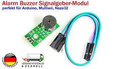 Summer Alarm Modul Signalgeber Buzzer farbe zufällig für Arduino Raspberry Pi