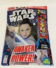 STAR WARS ADVENTURES MAGAZINE #34 - increíble Regalos Gratis! (nuevo)