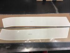 Classic Mini Bonnet Stripe Set - Old English White - DAF10402/3NNX