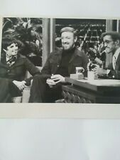 10x8 official picture of liza minnelli on tonight show hosted by sammy davis jr