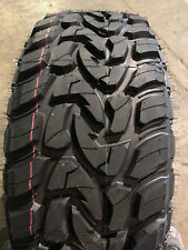 4 NEW LT 35 12.50 20 Truck Tires LRE Mazzini Mud Contender off road mudder