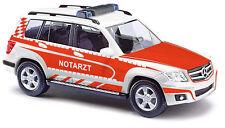 Busch 49768 HO (1/87): Mercedes-Benz GLK-Klasse »Notarzt«