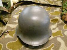 German M42 Helmet/ Finnish Rebuild