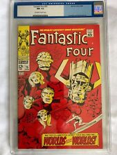 Fantastic Four #75 CGC (old label) 9.2 Near Mint- Off-White to White Pages