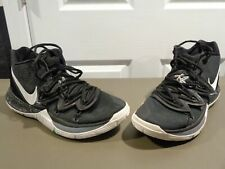 Nike Kyrie Irving 5 Black Magic Air Zoom Turbo Hi Top Basketball Shoe Size 8
