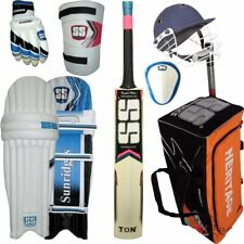 SS Economy Complete Cricket Kit Mens Size with English Willow Bat