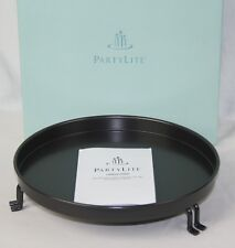 """PartyLite 3 Wick Candle Riser – P8480 – 9"""" Diameter - New In Box!"""
