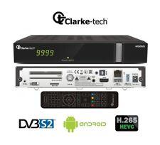 Decoder Satellitare Clarke Teck HD265 con Sistema Operativo Android Youtube