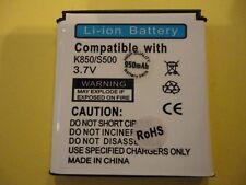 SONY ERICSSON- batteria COMP. K850-K770-C902-C905-R300-T303-   H.Q. BST 38