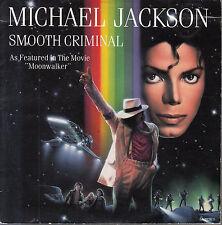 """7"""" MICHAEL JACKSON: Smooth Criminal"""
