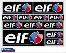 ELF Oils Stickers/Decals - 12 High Quality Printed and Cut Stickers