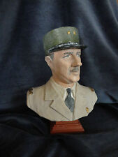 Buste du Général De Gaulle*