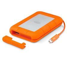LaCie Rugged 2TB Thunderbolt USB 3.0 Hard Drive #LAC9000489