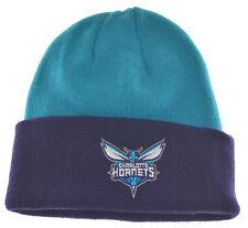 NBA Charlotte Hornets Beanie Knit Hat-2 tone