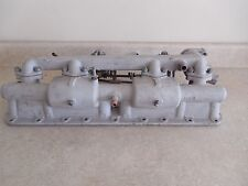 Jaguar 2.4 MKI II intake manifold with Solex carbs