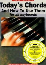 Today's Chords and How to Use Them by Bugs Bower
