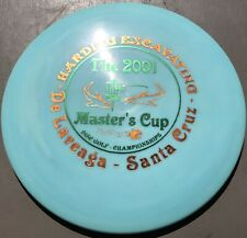 Rare Chalky Old Discraft Xl 174 g 2001 Harding Excavation Masters Cup