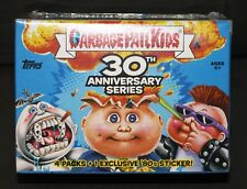 GARBAGE PAIL KIDS 30TH ANNIVERSARY BLASTER BOX LOOK FOR AUTO PANORAMIC SKETCH
