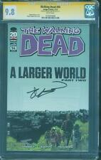 Walking Dead 94 CGC SS 9.8 Robert Kirkman Top 1 key TV Show Issue AMC Season 7