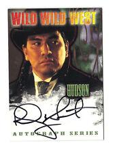 AUTO Wild Wild West movie - A13 Rodney Grant autograph