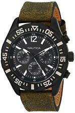 Nautica Men's NST 402 Chronograpgh Watch - N18719G