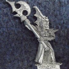1995 Undead Tomb Guardian 1 Citadel Warhammer Quest Skeleton Armoured Warrior GW