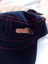 Cappellino da BIKERS EXILE CYCLES California USA Nero mod.ARMY 464f9f05e442