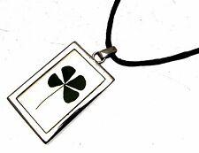 4 Leaf Clover Lucky Clover Good Luck Charms Fashion Pendant Clover