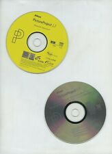 New listing Nikon PictureProject 1.7 Cd set. 2004-2007