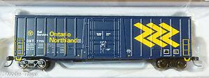 Atlas N #50002790 (Rd #7755) Ontario Northland NSC 5111 50' Plug-Door Boxcar
