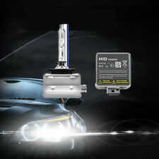 2X D1S D1C D1R Xenon Headlight Bulb 6000K Car Replacement HID Light White Lamp