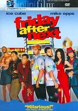 Friday After Next 0794043627422 With Ice Cube DVD Region 1