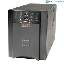 Apc Sua1500 Smart-Ups 1500Va 980W - New Batts, 1Yr Wrnty, FreeShip!