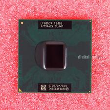 Intel Core Duo T2450 2 GHz Dual-Core CPU Processor SLA4M LF80539T2450