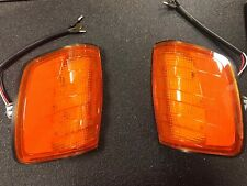 FREIGHTLINER FLD 120 LED TURN SIGNAL LIGHT LH RH PAIR 3WIRES