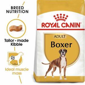 Royal Canin Breed Boxer Adult Dog Food 12kg