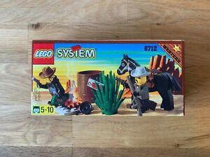 LEGO 6712 Western: Sheriff's Showdown - From 1996, New & Unopened - VERY RARE!