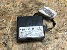 MERCEDES-BENZ MB 2002-08 W209 2.7 CDI DIESEL ALARM CONTROL MODULE A2118209126